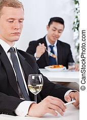 昼食, 会社, 時間