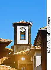 時計 タワー
