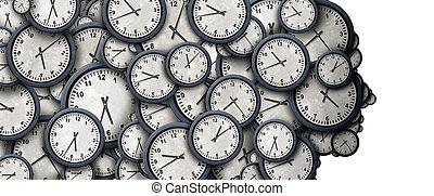 時間, 考え, 概念