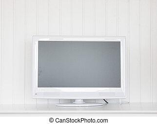 時髦, 平面屏幕的電視