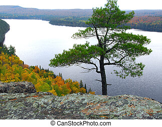 景色, 湖