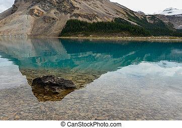 景色, 2, 湖, 鞠躬