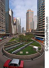景色。, urbanistic