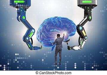 智力, 概念, 人工, 商人