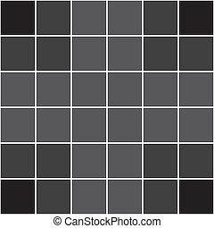 暗い灰色, タイル, 背景
