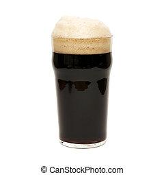 暗い, ビール