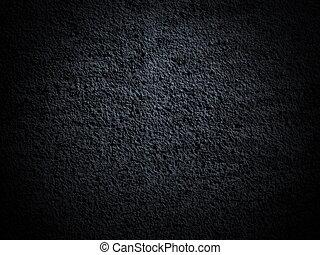 暗い, 写真, 背景, 手ざわり, 壁