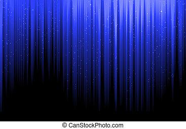 暗い, 抽象的, スペクトル, 背景