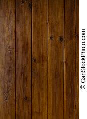 暗い, 木, 板, 背景