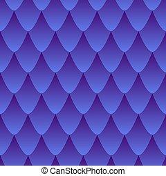 暗い, color., effect., パターン, 皮膚, seamless, すみれ, ドラゴン, ...