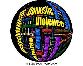 暴力, 家庭内暴力