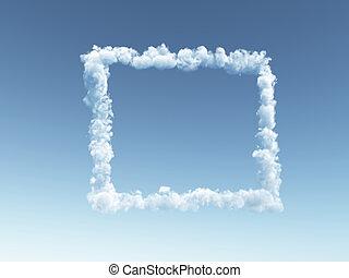曇り, frameborder