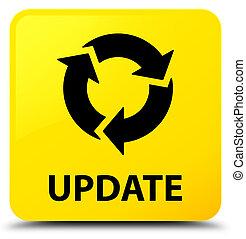 更新, (refresh, icon), 黄色の広場, ボタン