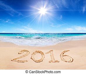 書かれた, 2016, 浜