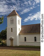 最も古い, カトリック教, 教会, 上に, kauai