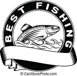 最も良く, 釣り