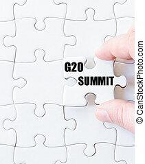 最後, パズル小片, ∥で∥, 単語, g20, サミット