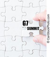 最後, パズル小片, ∥で∥, 単語, g7, サミット