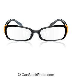 最新流行である, eye-wear