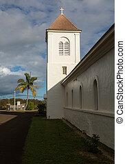 最老, 天主教徒, 教堂, 在上, kauai