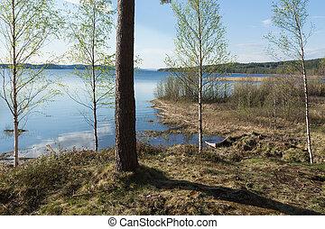 最高水位, lappland