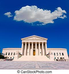 最高法院, 美國, 在, 華盛頓