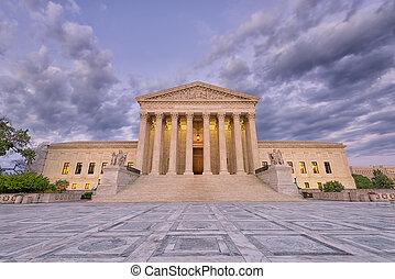 最高裁判所, の, ∥, アメリカ