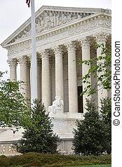 最高裁判所, 中に, ワシントン, dc