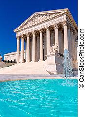 最高裁判所, 米国, 中に, ワシントン