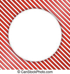 有條紋, 旗幟, 輪, 背景