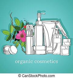 有機体である, 化粧品