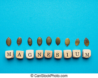 有機体である, 種, マグネシウム, カボチャ, 単語
