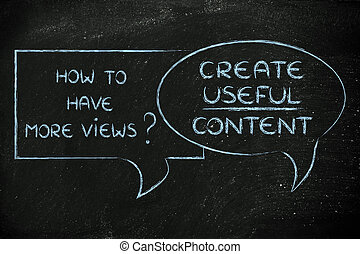 有用, 作成しなさい, 内容, いかに, 持ちなさい, もっと, views?