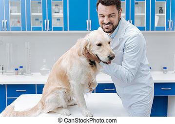 有能力, 醫生, 為, 動物, 表達積極性