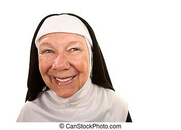 有趣, 修女