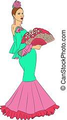 服, 女, ファッション