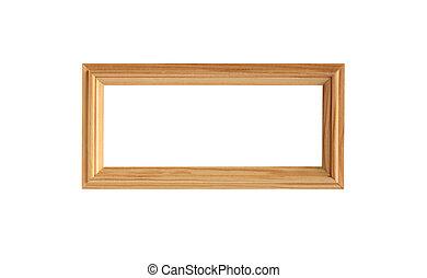 木制圖象幀