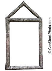 木制的房屋, 建设, 分支