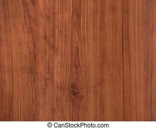 木制的桌子, 结构