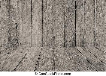 木制, 摘要, 背景