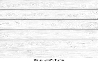 木制, 白的背景