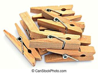 木制, 釘, 堆積