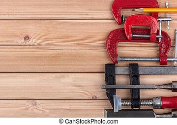 木工, tools.