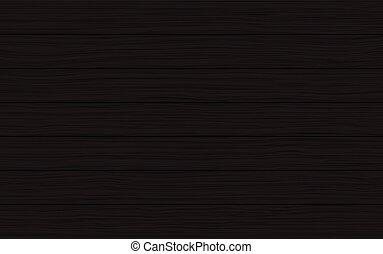木手ざわり, ベクトル, 黒い背景, 板