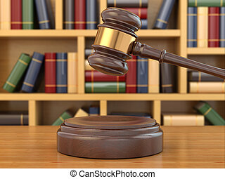 木槌, 正義, 書, 概念, 法律