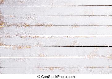 木製である, コピー, 背景, スペース