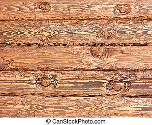 木製である, バックグラウンド。, ベクトル, 手ざわり, イラスト