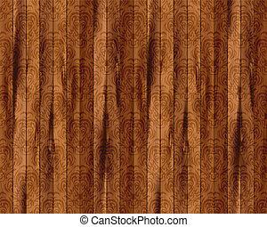 木製である, パターン, 背景
