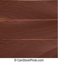 木製である, ブラウン, ベクトル, 背景, 手ざわり