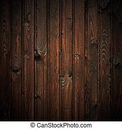 木製である, ブラウン, composition., 背景, 広場